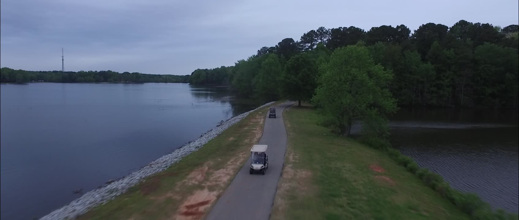 Peachtree City Golf Cart Paths